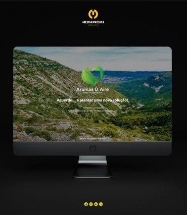 website aromas d'aire