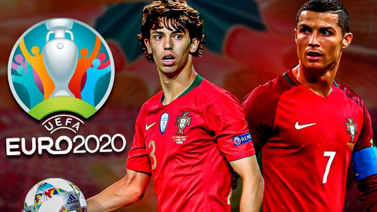 Ver os jogos do Euro 2020 online