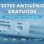 Lista das farmácias que realizam testes rápidos gratuitamente
